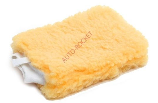 Synthetic Lambs Wool wash mitt - Buy 2 get 1 Free